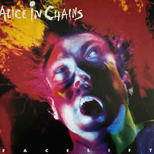 ALICE IN CHAINS – FACELIFT (2xLP)