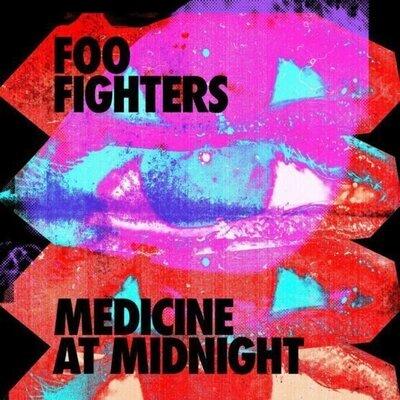 FOO FIGHTERS – MEDICINE AT MIDNIGHT (LP)