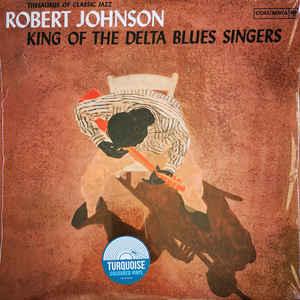 JOHNSON, ROBERT – KING OF THE DELTA BLUES SINGERS (LP)