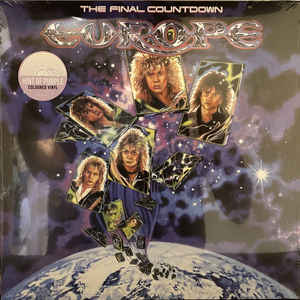 EUROPE – THE FINAL COUNTDOWN (LP)