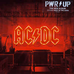 AC/DC – POWER UP (OPAQUE RED) (LP)