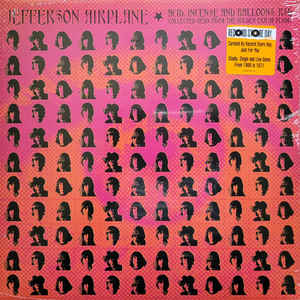 JEFFERSON AIRPLANE – ACID, INCENSE AND BALLOONS: RSD-COLLECTE (LP)