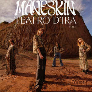 MANESKIN – TEATRO D'IRA – VOL. I (CD)