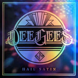 FOO FIGHTERS – DEE GEES / HAIL SATIN – FOO FIGHTERS / L (LP)