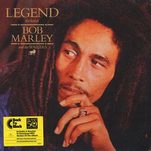 BOB MARLEY – LEGEND (LP)