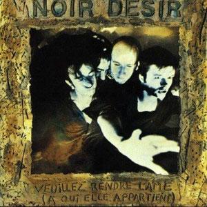 NOIR DESIR – VEUILLEZ RENDRE L'AME (LP)