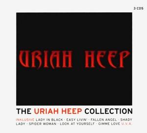 URIAH HEEP – URIAH HEEP COLLECTION (3xCD)