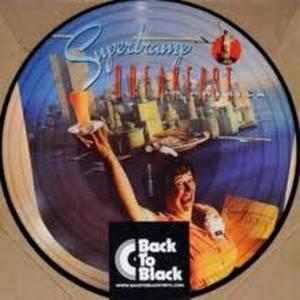 SUPERTRAMP – BREAKFAST IN AMERICA (LP)