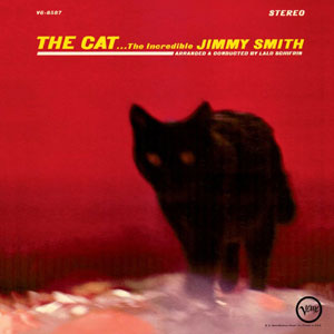 JIMMY SMITH – THE CAT (LP)