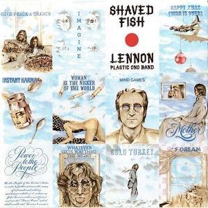 JOHN LENNON – SHAVED FISH (LP)