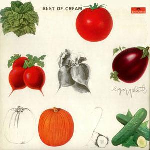 CREAM – BEST OF CREAM (LP)