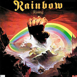 RAINBOW – RISING (LP)