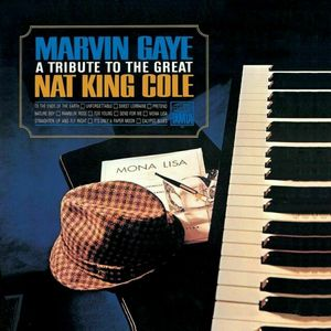 MARVIN GAYE – A TRIBUTE TO THE GREAT NAT KING COLE (LP)
