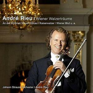 RIEU, ANDRE & JOHANN STRAUSS ORCHESTRA – WIENER WALZERTRAUME (CD)
