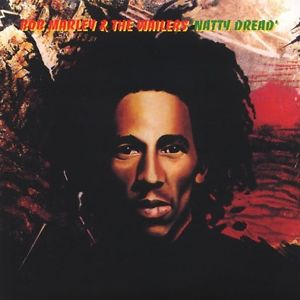 BOB MARLEY & THE WAILERS – NATTY DREAD (LP)