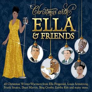 VARIOUS ARTISTS – ELLA & FRIENDS AT CHRISTMAS (2xCD)