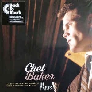 BAKER, CHET – IN PARIS (LP)