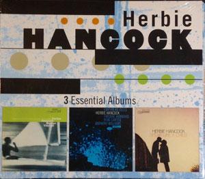 HANCOCK, HERBIE – 3 ESSENTIAL ALBUMS (3xCD)