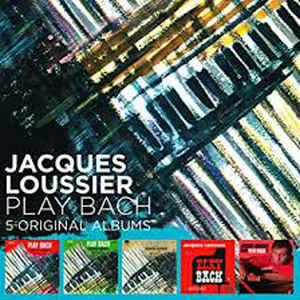 LOUSSIER, JACQUES – 5 ORIGINAL ALBUMS (5xCD)