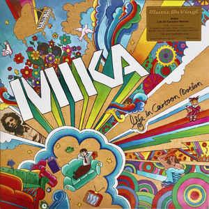 MIKA – LIFE IN CARTOON MOTION (LP)
