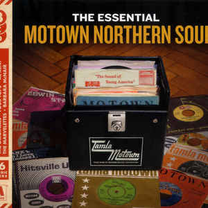 VARIOUS ARTISTS – ESSENTIAL MOTOWN – NORTHERN SOUL (3xCD)