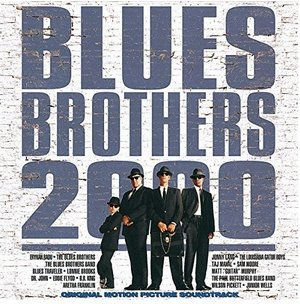 VARIOUS ARTISTS, OST. – BLUES BROTHERS 2000 (CD)
