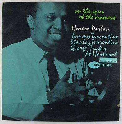 HORACE PARLAN ON THE SPUR OF THE MOMENT LP –  (LP)