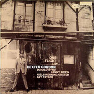 DEXTER GORDON – ONE FLIGHT UP (LP)
