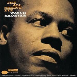 SHORTER, WAYNE – ALL SEEING EYE (LP)
