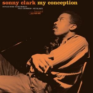 CLARK, SONNY – MY CONCEPTION (LP)