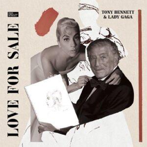LADY GAGA & TONY BENNETT – LOVE FOR SALE (LP)