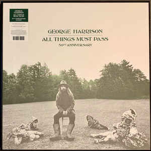 HARRISON, GEORGE – ALL THINGS MUST PASS (3xLP)