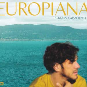 JACK SAVORETTI – EUROPIANA (CD)