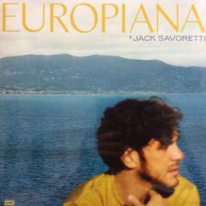 JACK SAVORETTI – EUROPIANA (LP)