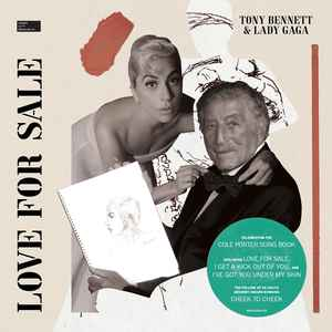 TONY BENNETT, LADY GAGA – LOVE FOR SALE (CD)