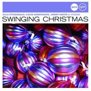 VARIOUS ARTISTS – SWINGING CHRISTMAS -JAZZ (CD)