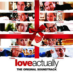 OST – LOVE ACTUALLY (CD)