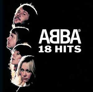 ABBA – 18 HITS (CD)