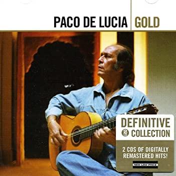 LUCIA, PACO DE & FOSFORIT – GOLD -25TR- (2xCD)