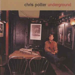 POTTER, CHRIS UNDERGROUND CD –  (CD)