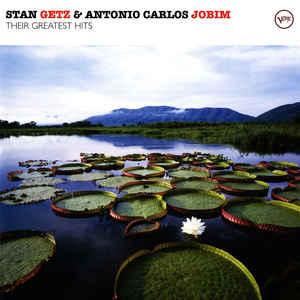 STAN GETZ & ANTONIO CARLOS JOBIM – THEIR GREATEST HITS (CD)