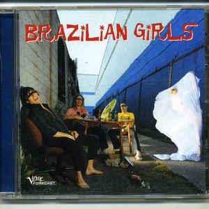 BRAZILIAN GIRLS BRAZILIAN GIRLS CD VERVE 9863413 –  (CD)