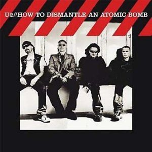 U2 – HOW TO DISMANTLE AN ATOMIC BOMB (LP)