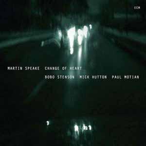 SPEAKE, MARTIN – CHANGE OF HEART (CD)