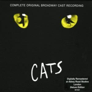 WEBBER, ANDREW LLOYD CATS -BROADWAY CAST 2CD  POLYD 9874621 –  (CD)
