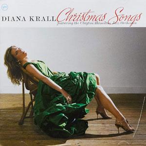 KRALL, DIANA – CHRISTMAS SONGS (CD)
