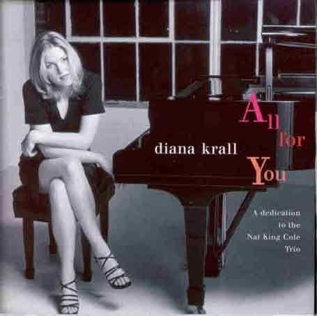 KRALL, DIANA – ALL FOR YOU (CD)