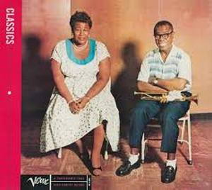 ARMSTRONG, LOUIS & FITZGERALD, – ELLA AND LOUIS (CD)