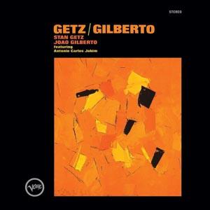 STAN GETZ & JOAO GILBERTO – GETZ/GILBERTO (CD)