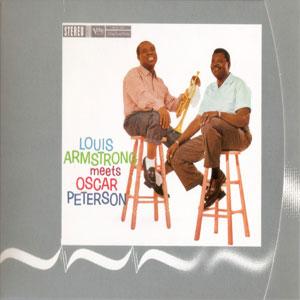 ARMSTRONG, LOUIS – MEETS OSCAR PETERSON (CD)
